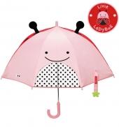 Skip Hop Regenschirm, Marienkäfer