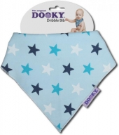 Dooky Dreieckstuch Blue Stars