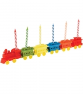 Rex International  Geburtstagskerzen mit Zug