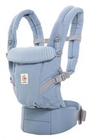 Ergobaby Babytrage Adapt, Azure Blue