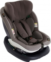 BeSafe iZi Modular i-Size Reboard Autositz, Metallic Melange