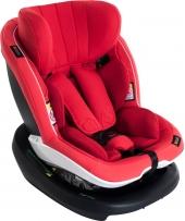 BeSafe iZi Modular i-Size Reboard Autositz, Red Melange