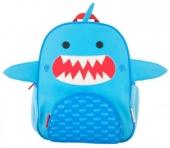 ZOOCCHINI Kinderrucksack Hai