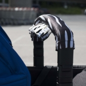 AddBaby Kinderwagenbügel-Bezug, Zebra