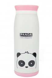 Edelstahl Thermosflasche, 500 ml Panda