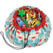 Play&Go Spielzeugtasche, Badminton
