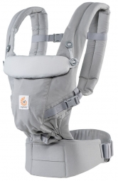 Ergobaby Babytrage Adapt, Pearl Grey