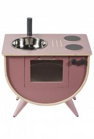 Sebra Spielküche, Altrosa