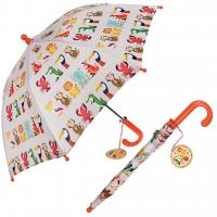 Rex London Kinder Regenschirm, Colourful Creatures