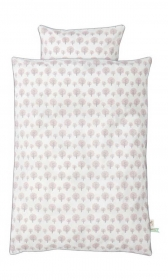 Ferm Living Bettwäsche, Junior, Dotty Rose