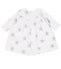 Aden Anais Pocket Dress, Micro Chip Star