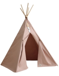 NOBODINOZ Tipi-Zelt Nevada, Bloom Pink