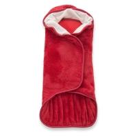 Aeromoov Air Wrap Einschlagdecke für Kinderwagen, Coral Red