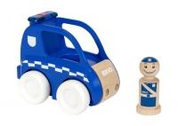 BRIO Polizei Flitzer
