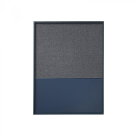 Ferm Living Pinnwand, Blau, klein