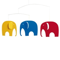 Flensted Mobile, Elephant Party