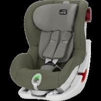 Britax Römer King II ATS Autositz, Olive Green 2018