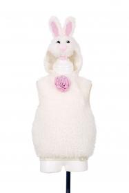 Souza for Kids Fuzzy Bunny Kostüm, 2 Jahre