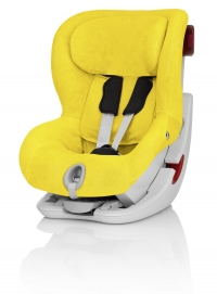 Britax Römer Sommerbezug, King II ATS, King II LS, King II, Yellow