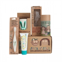 Jack nJill Zahnpflege-Set, Bunny
