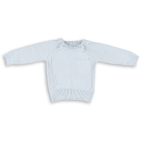 Babys Only Pullover, Bio-Baumwolle, Hellblau