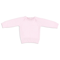 Babys Only Pullover, Bio-Baumwolle, Rosa