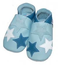 Dolcino Lederfinken, Sterne Blau