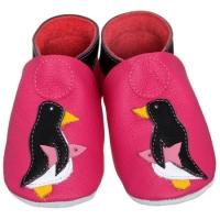 Dolcino Lederfinken, Pinguin Pink
