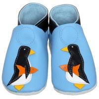 Dolcino Lederfinken, Pinguin Blau