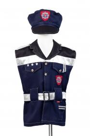 Souza for Kids Polizist, 4-6 Jahren